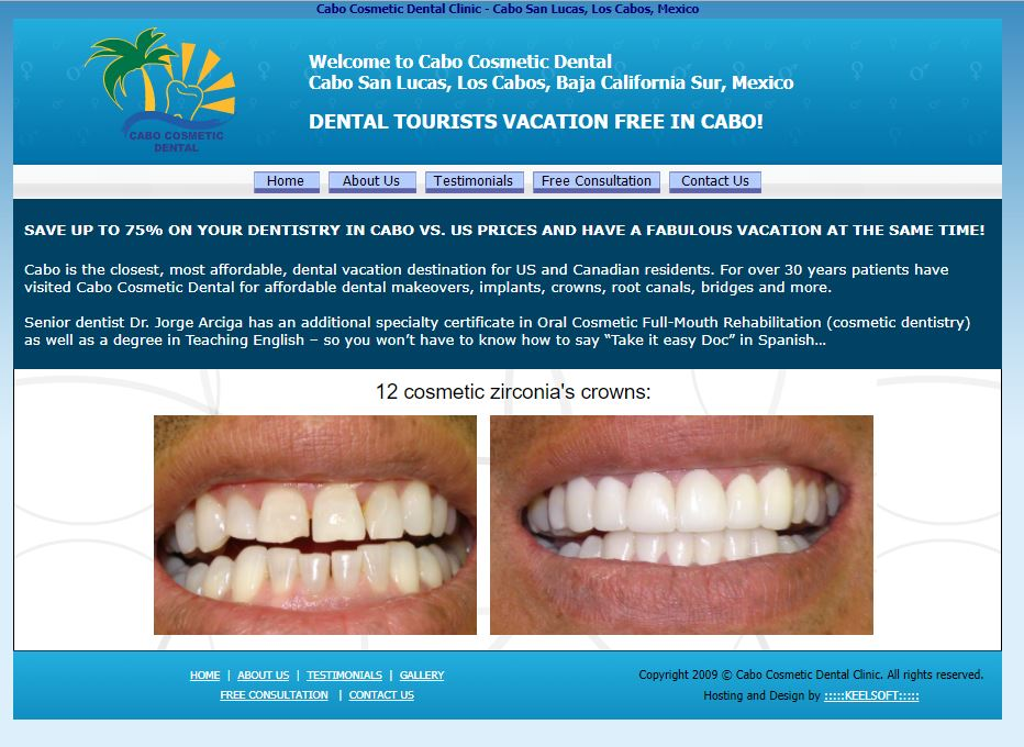 Cabo Cosmetic Dental
