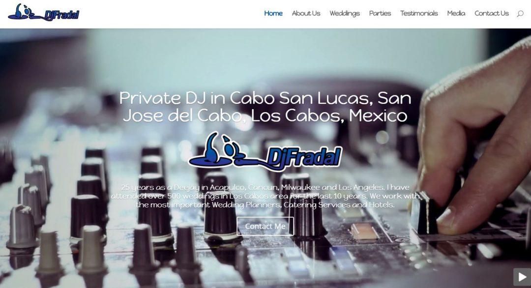 DJ Fradal Cabo