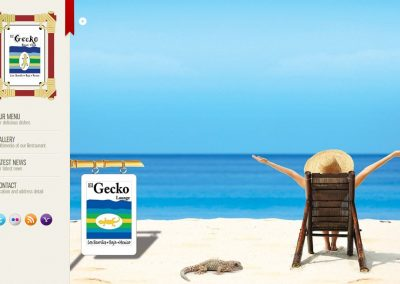 El Gecko Beach
