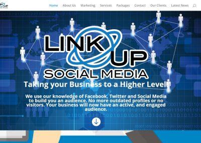 Link Up Social Media