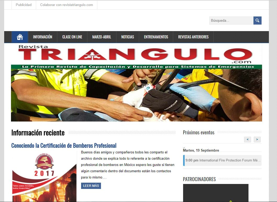 Revista Triangulo