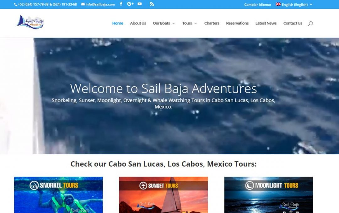 Sail Baja Adventures