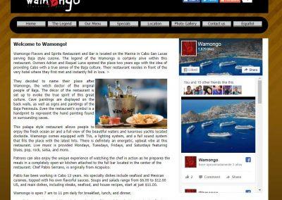 Wamongo Restaurant